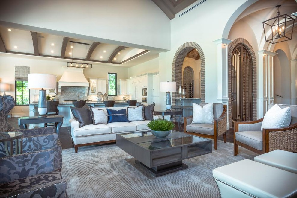 16 Stupendous Mediterranean Living Room Designs You Must See