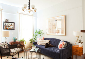 16 Superb Eclectic Living Room Designs That Will Severely Attract You - sitting room, sitting, room, modern, luxury, Living room, living, interior, family room, family, Eclectic Living Room, eclectic