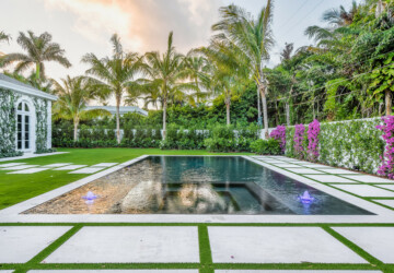 18 Picturesque Swimming Pools You Will Want To Have In Your Backyard - swimming pool, swimming, private swimming pool, private pool, private, pool, backyard swimming pool, backyard pool, backyard