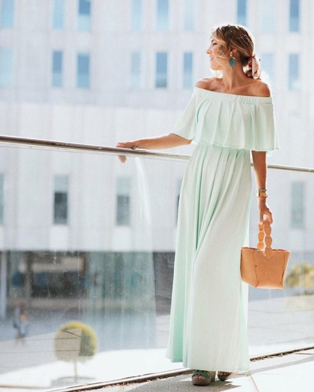 16 Casual Maxi Dress Outfit Ideas