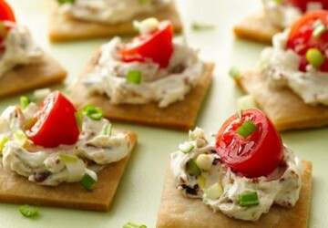 15 Great Recipes and Ideas for Party Appetizers - party appetizers, Easy Cheesy Appetizer Recipes, Cheesy Appetizer, appetizer recipes