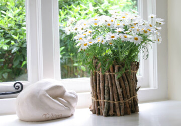 16 DIY Home And Garden Projects Using Sticks And Twigs - Twigs, sticks And Twigs, DIY Home And Garden Projects Using Sticks And Twigs, DIY Home, diy garden