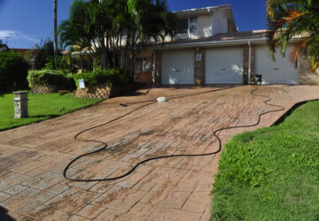 Why Using Epoxy Coating For Your Driveway Is A Good Idea -