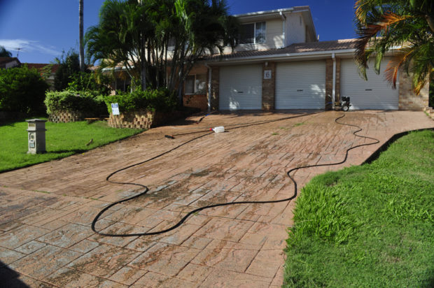 Why Using Epoxy Coating For Your Driveway Is A Good Idea