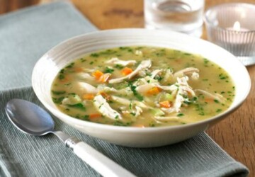 Easy Homemade Recipes for Soup - soup recipes, soup, recipes, healthy recipes