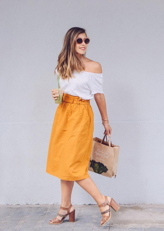 "18 Lovely Summer Outfit Ideas by Fashion Blogger Denina from ""Purely Me by Denina Martin"""
