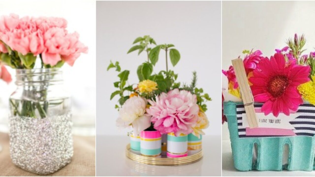 Floral Arrangement 15 Beautiful Diy Decoration Ideas