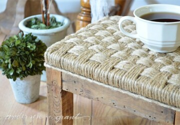 17 DIY Rustic Twine Projects - DIY Rustic Twine Projects, DIY Rustic Projects, diy rustic, diy projects