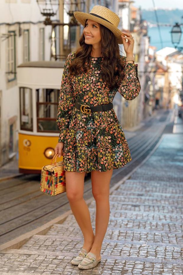 20 Awesome Outfit Ideas for the Beginning of Fall