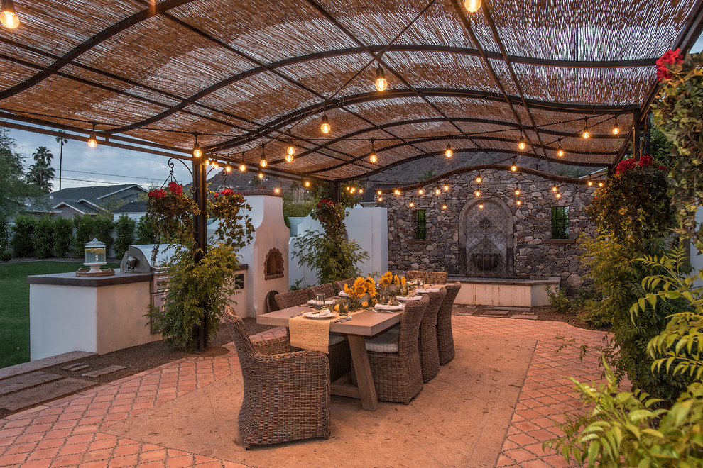 15 Dazzling Mediterranean Patio Designs That Won T Let You