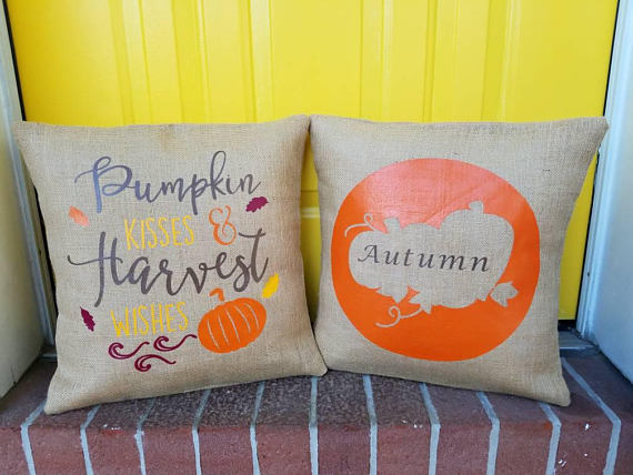 15 Fabulous Fall Pillow Designs To Decorate Your Home With This Season