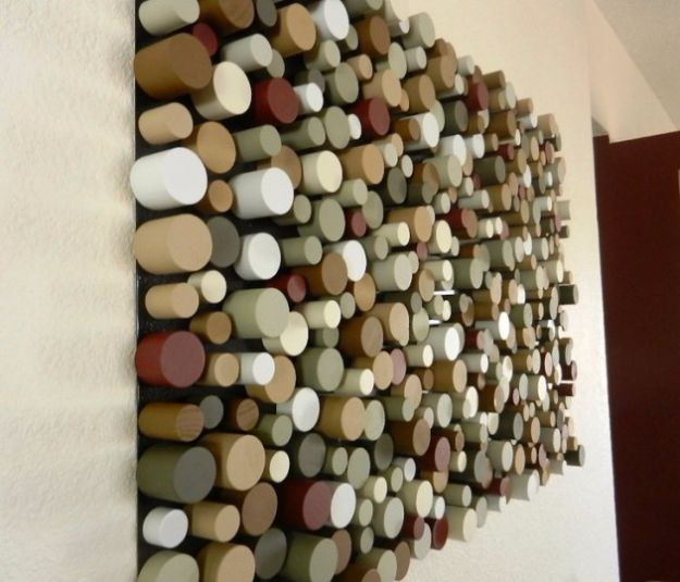 15 Super Creative DIY Wall Art Ideas That Will Expand Your Wall Decor