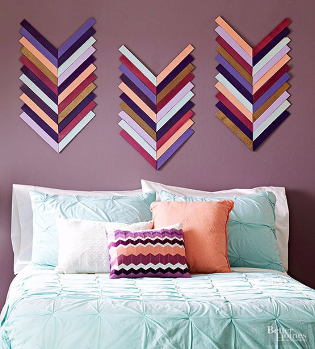 15 Super Creative DIY Wall Art Ideas That Will Expand Your