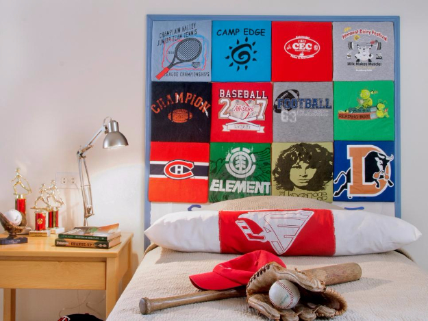 15 Truly Awesome DIY Projects To Add To The Boys Room Decor
