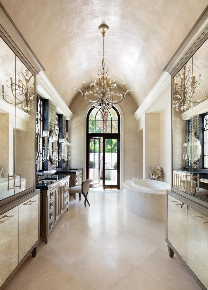 16 Elegant Mediterranean Bathroom Interiors Youll Want In Your Home