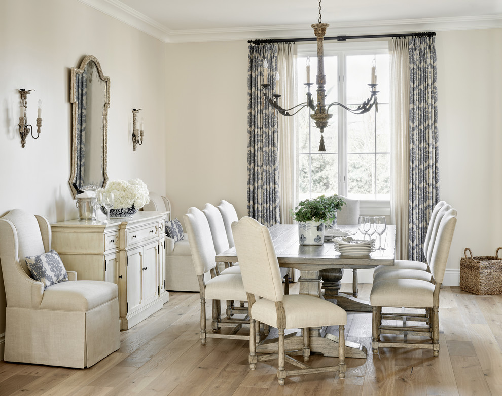 16 Gorgeous Mediterranean Dining Room Designs You Really Need To ...
