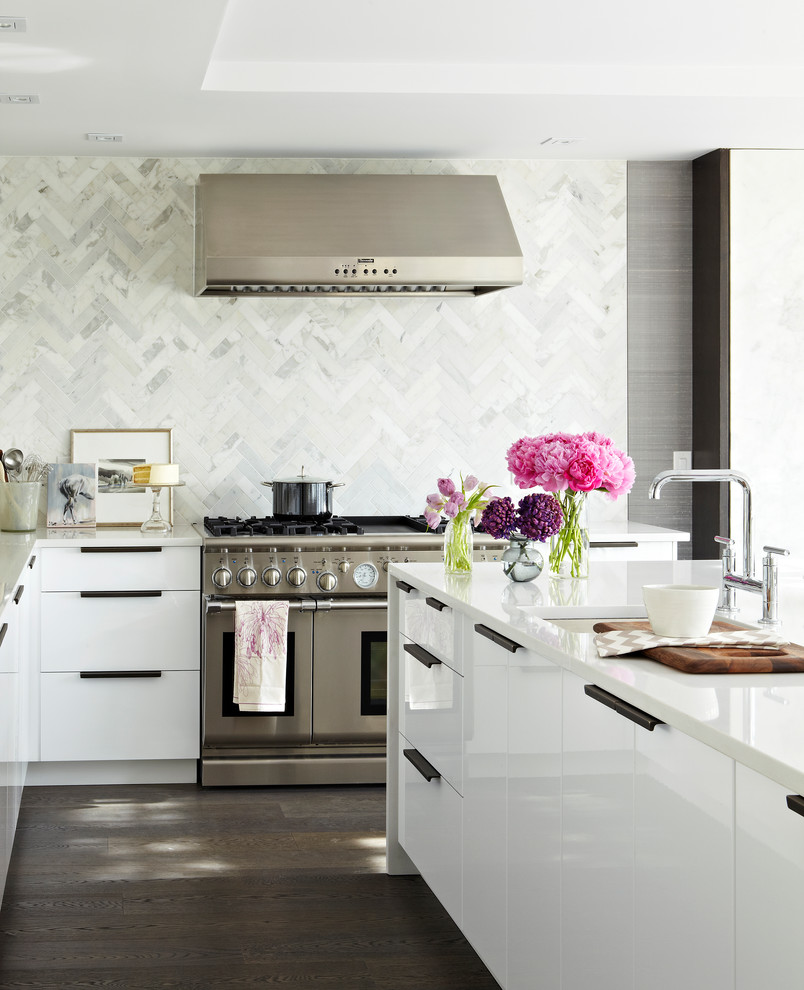 16 Sophisticated Contemporary Kitchen Designs You Need In Your Home