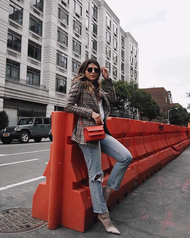 Fall Street Style: 16 Trendy Outfit Ideas
