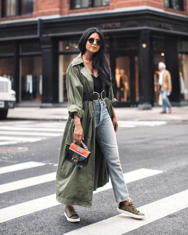 Best Jeans Styles for Fall 2017: 16 Stylish Outfit Ideas to Inspire You