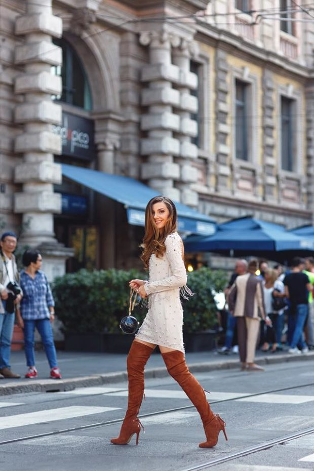 Fall Dresses: 16 Stylish Outfit Ideas