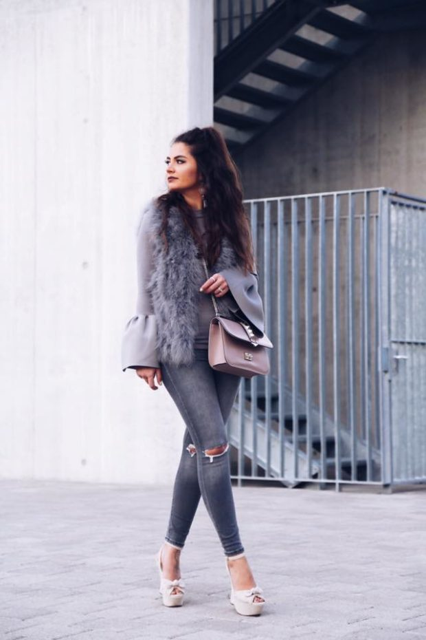 16 Chic Outfit Ideas Perfect for Fall Date