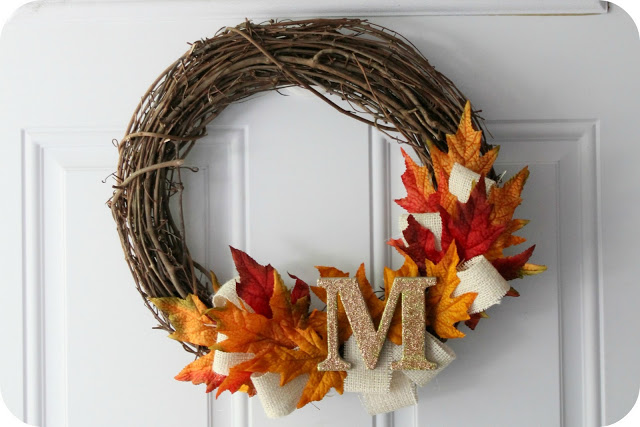 18 Great Diy Fall Wreaths To Dress Up Your Front Door Style Motivation