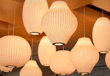 Guide To Cleaning Fabric Lampshades -