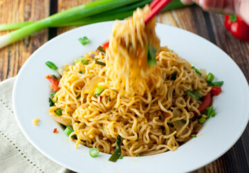 16 Tasty Ramen Noodle Recipes - Ramen Noodle, pasta recipes, pasta, Noodle, lunch, easy recipes