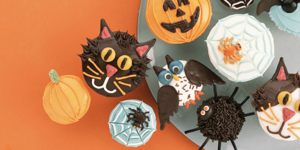 Halloween Cupcakes Decorating Ideas Galleries