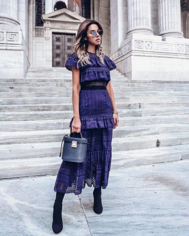 What to Wear to a Fall Wedding: 15 Dresses for Guests