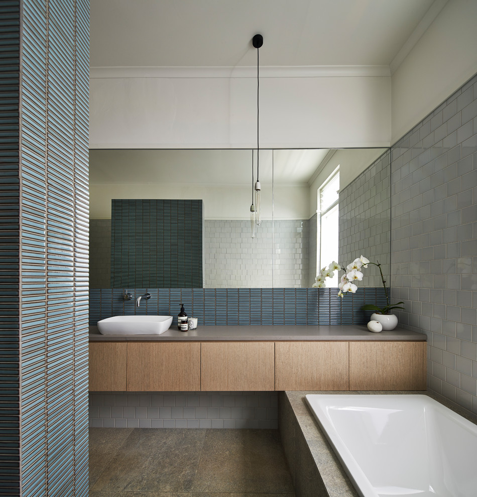 17 AvantGarde Contemporary Bathroom Designs That Will Take Your