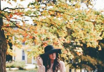 17 Impressive Autumn Outfits Anyone Can Copy - fall outfit ideas, cute fall outfit, Autumn Outfits, Autumn Outfit