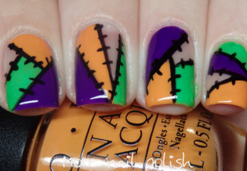 Easy Last Minute Ideas for Spooktacular Halloween Nails - Spooktacular Halloween Nail Art, halloween nails, halloween nail art