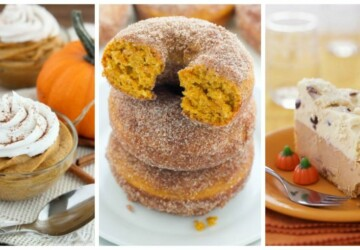 20 Cozy Pumpkin Dessert Recipes for Delicious Fall - pumpkin recipes, Pumpkin Desserts, Pumpkin Dessert Recipes, fall pumpkin recipes, fall dessert recipes