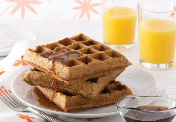 Cozy Fall Mornings: 13 Tasty Waffle Breakfast Recipes - Waffle Recipes Perfect for Holiday Breakfast, Waffle Recipes, Waffle Breakfast Recipes, Waffle Breakfast, fall Breakfast Recipes, cozy fall recipes, breakfast recipes