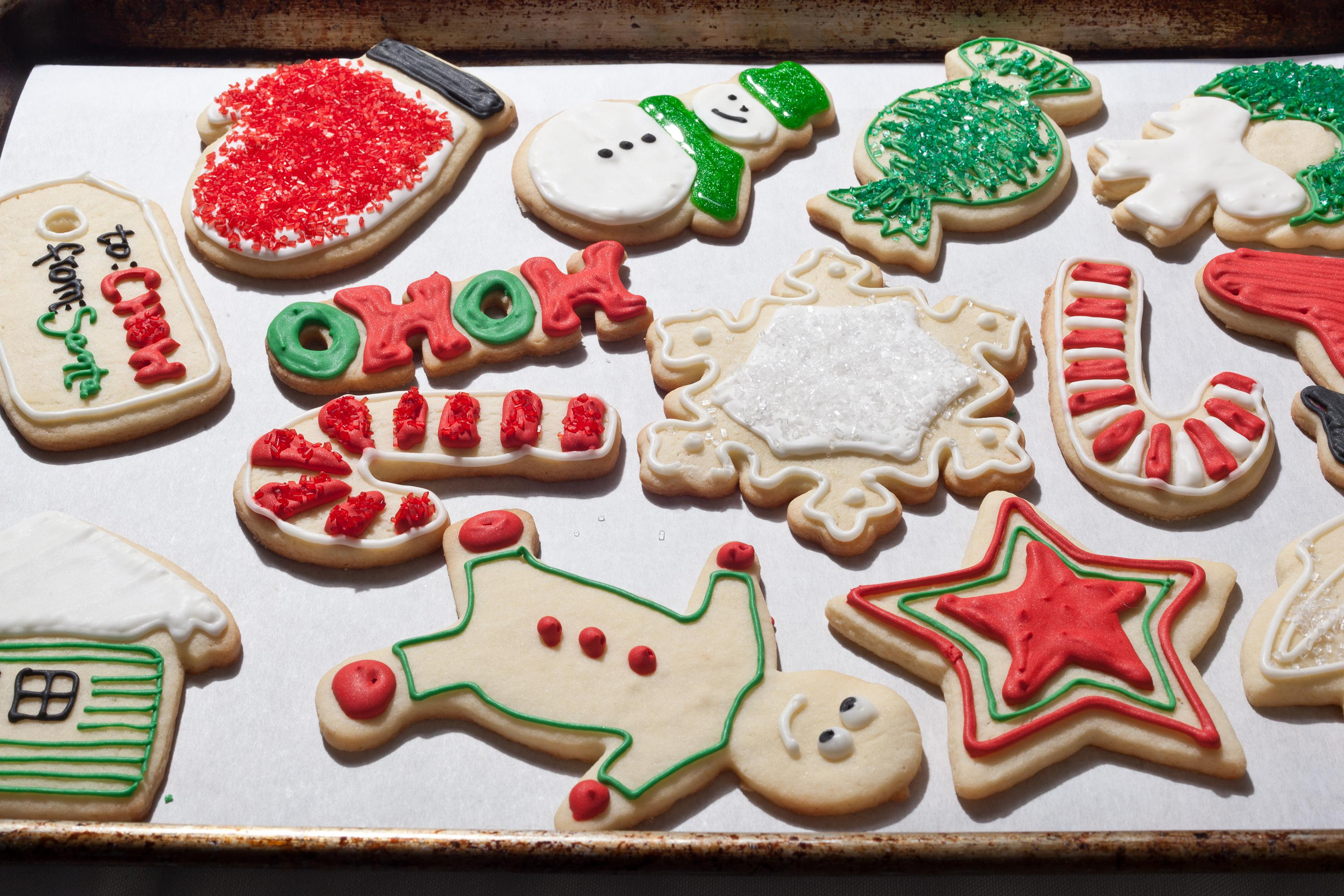 20 Traditional Christmas Cookie Recipes Style Motivation