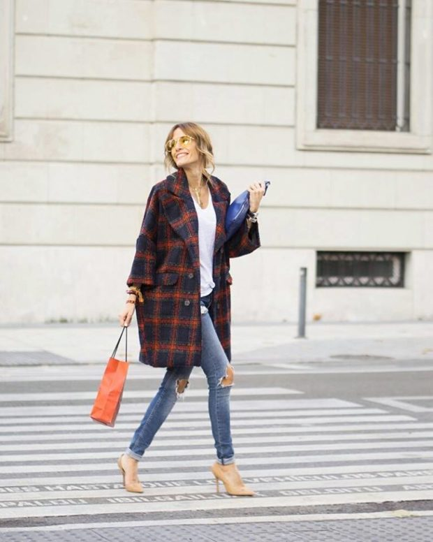 18 Glorious Thanksgiving Outfit Ideas That are Both Comfy and Cute