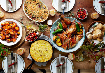 Complete menu: 17 Traditional Thanksgiving Recipes for Perfect Holiday Dinner - Traditional Thanksgiving Recipes, Thanksgiving recipes, Thanksgiving dinner, Thanksgiving desserts
