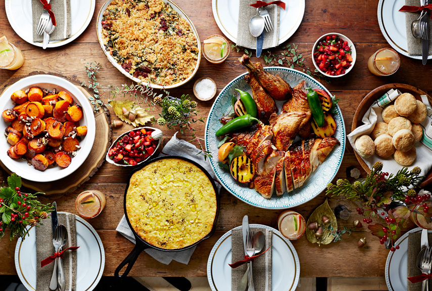 Complete Menu 17 Traditional Thanksgiving Recipes For Perfect