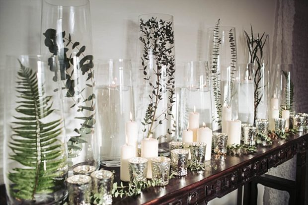 17 Winter Wedding Table Decor Ideas