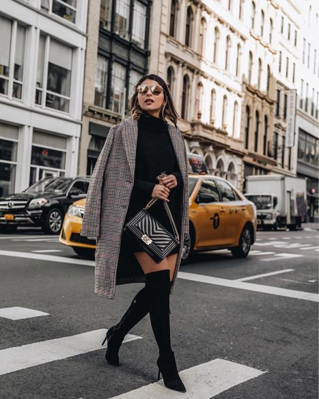 Say Goodbye to Fall and Hello to Winter With These 18 Outfits