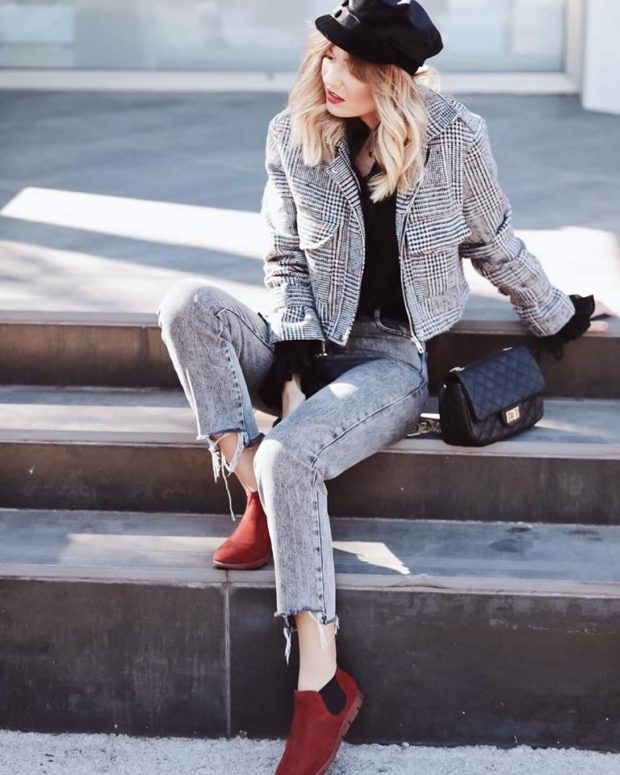 20 Stylish Looks for Transition from Fall to Winter Effortlessly