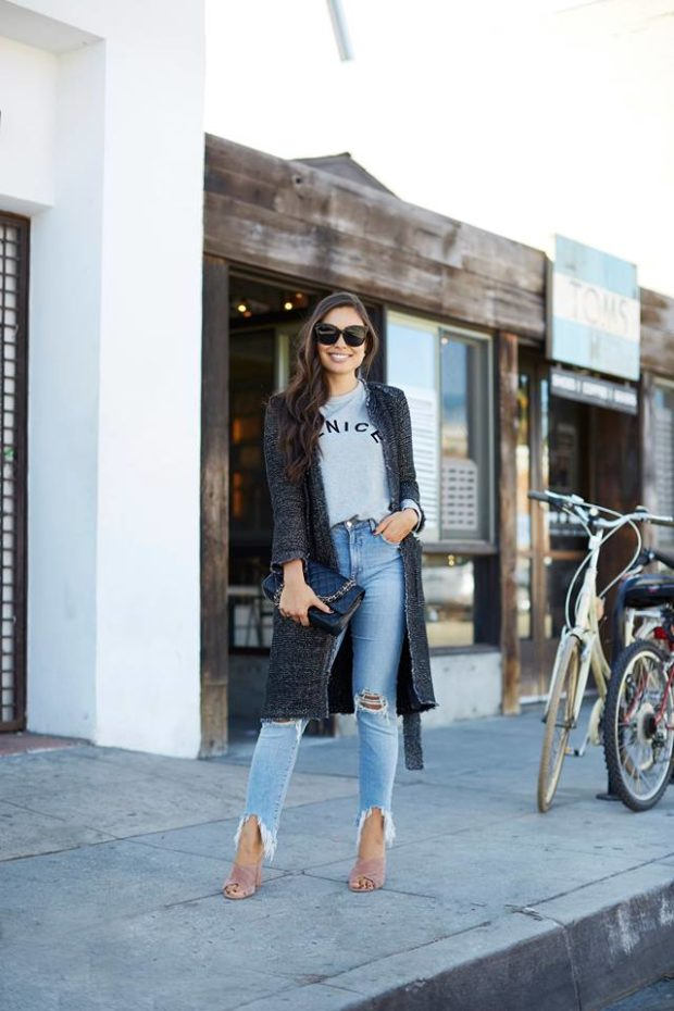 18 Stylish Ideas How To Layer Your Clothes For Fall