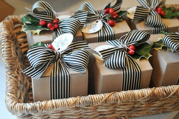 16 Unique Diy Gift Wrapping Ideas For Christmas Style