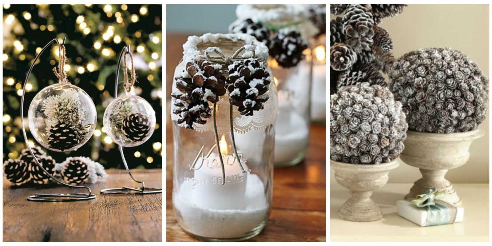 Pine Cone Craft Ideas For Christmas Part - 39: Style Motivation