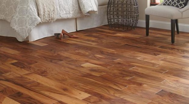 Going Against the Grain:  Could Wood Flooring Make a Difference in the Appearance of Your Home?