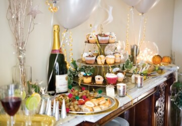 15 Great DIY Ideas for The Best New Year's Eve Party Ever - New Year's Eve Party, new year's eve, New Year Party, new year celebration, Diy New Year's Eve party decorations
