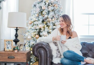 Cozy Looks for Christmas Morning - holiday outfit, cozy outfit, Christmas Morning outfit, Christmas Morning look, Christmas Morning, casual outfit