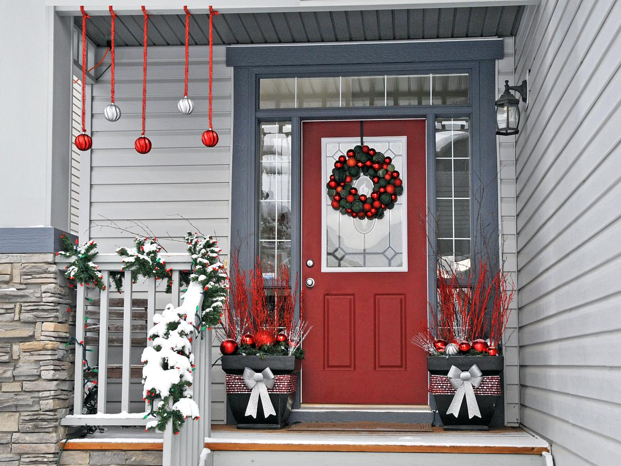 14 Rustic Diy Christmas Decor Ideas For Front Porch Style Motivation