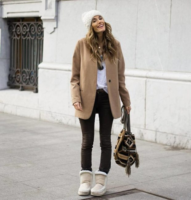 17 Cute Winter Outfits   Street Style Inspiration for Winter 2017/2018